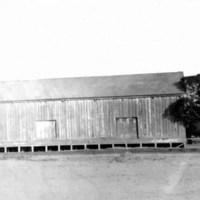 Mouren's warehouse from the backside