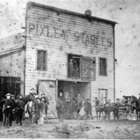 Old Pixley Building