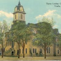 Tipton Lindsay Grammar School, Visalia, Calif.