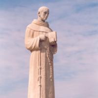 Father Garces statue