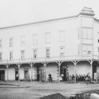 Jeffery Hotel, Coulterville