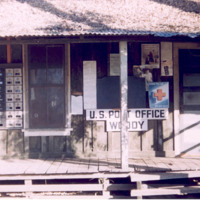 Woody Post Office