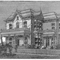 Judge C.G. Sayle's Residence