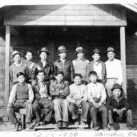James Nitta in group photo