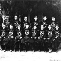 Volunteer Fire Dept. 1906