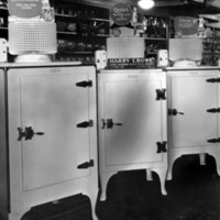 General Electric Ice Boxes