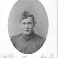 William Raymond Wooley (World War I, Tulare County)