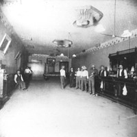 Magnolia Room saloon, Coulterville