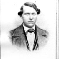 Peter Gardett at age 19
