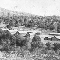 Camp Bootjack, 1912