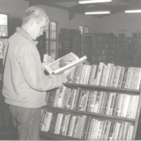 New Books, 1958 at Visalia Public Library, Visalia, Calif.