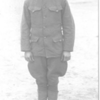 Willie G. Wilton (World War I, Tulare County)