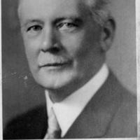 Alfred Harrell, founding president, Kern County Historical Society
