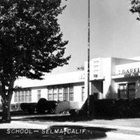 Garfield School Selma California