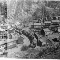 Sugar Pine lumber company town