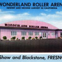 Wonderland Roller Arena