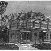 J. R. White's Residence