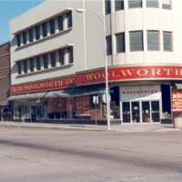 Woolworth's building