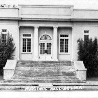 Masonic Hall Selma California