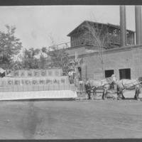 Hanford Ice Company Float