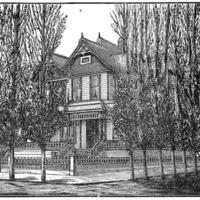 Judge E.W. Risley's Residence